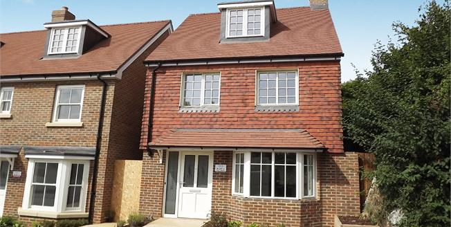 Asking Price £395,000, 3 Bedroom Detached House For Sale in Doddington, ME9