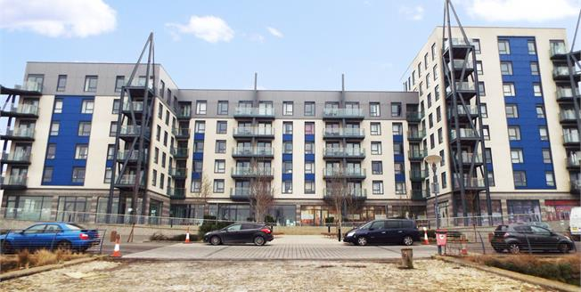 Offers in the region of £140,000, 1 Bedroom Flat For Sale in Gillingham, ME7
