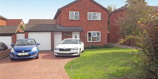 Offers in excess of £315,000, 3 Bedroom Detached House For Sale in Sittingbourne, ME10