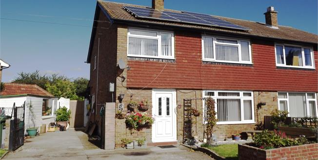 Offers in excess of £300,000, 3 Bedroom Semi Detached House For Sale in Newington, ME9