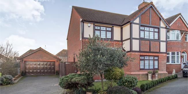 Offers in excess of £425,000, 4 Bedroom Detached House For Sale in Sittingbourne, ME10