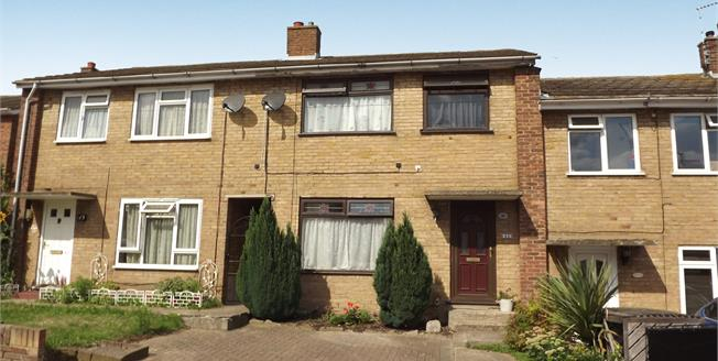 Asking Price £200,000, 3 Bedroom Terraced House For Sale in Sittingbourne, ME10