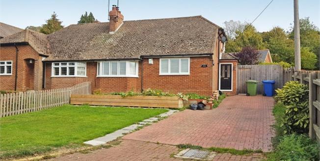 Offers Over £300,000, 2 Bedroom Semi Detached Bungalow For Sale in Rodmersham, ME9