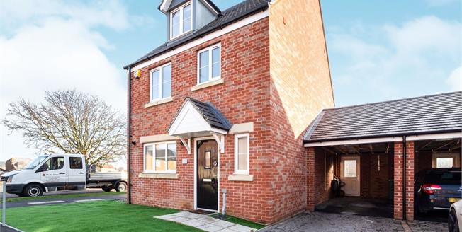 Asking Price £325,000, 4 Bedroom Detached House For Sale in Iwade, ME9