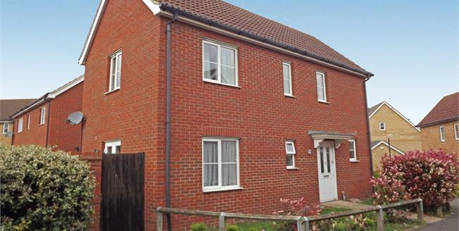 Asking Price £290,000, 3 Bedroom Detached House For Sale in Kemsley, ME10
