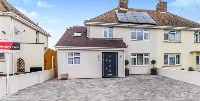 Offers in excess of £330,000, 5 Bedroom Semi Detached House For Sale in Sittingbourne, ME10