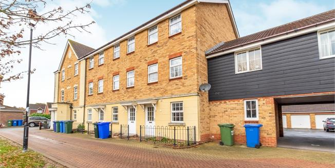 Offers Over £275,000, 3 Bedroom Terraced House For Sale in Sittingbourne, ME10