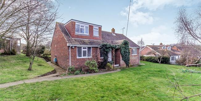 Guide Price £475,000, 5 Bedroom Detached Bungalow For Sale in Borden, ME9
