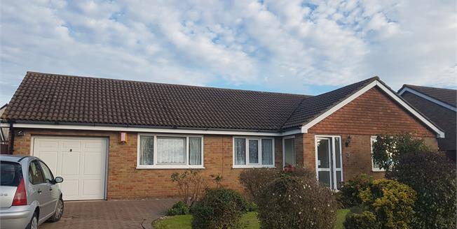 Offers Over £415,000, 3 Bedroom Detached Bungalow For Sale in Lower Halstow, ME9