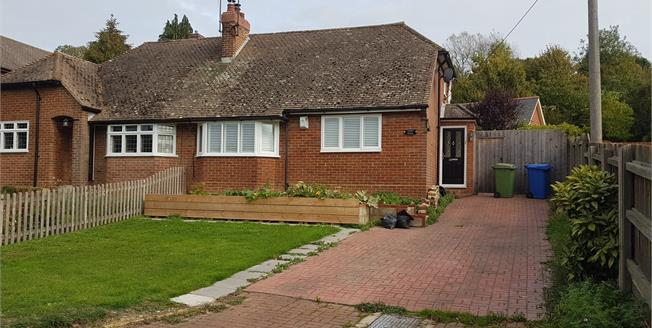 Offers Over £315,000, 2 Bedroom Semi Detached Bungalow For Sale in Rodmersham, ME9