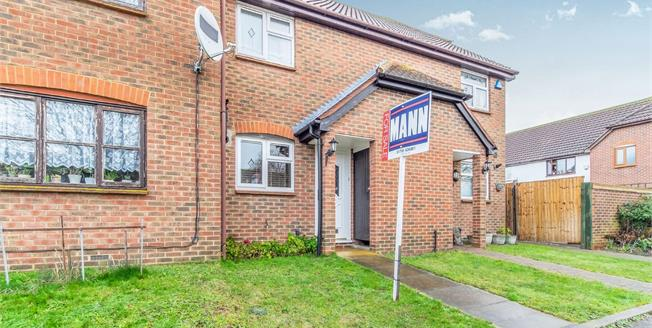 Asking Price £200,000, 2 Bedroom Terraced House For Sale in Murston, ME10