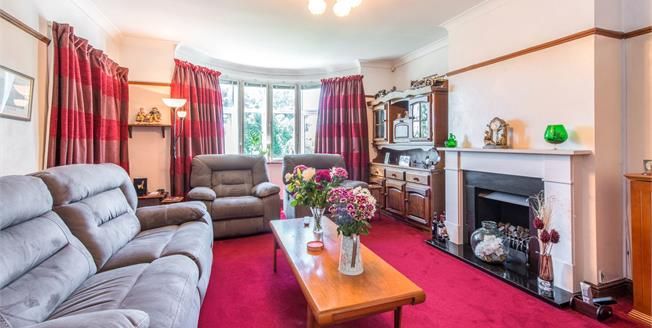 Guide Price £375,000, 2 Bedroom Detached Bungalow For Sale in Sidcup, DA15
