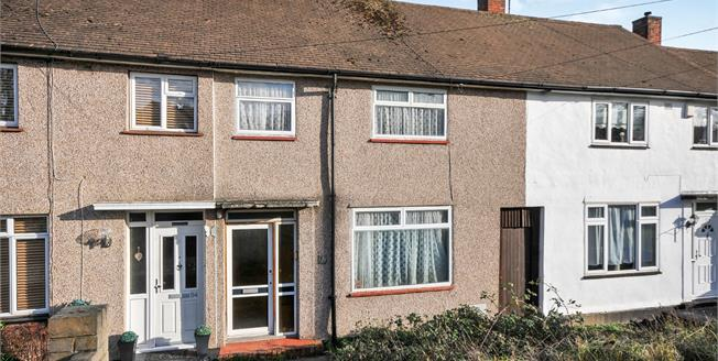 Offers in excess of £280,000, 2 Bedroom Terraced House For Sale in St. Pauls Cray, BR5