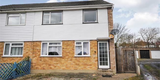 Asking Price £200,000, 2 Bedroom Maisonette For Sale in Sidcup, DA14