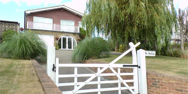 Offers in the region of £530,000, 4 Bedroom Detached House For Sale in Minster on Sea, ME12