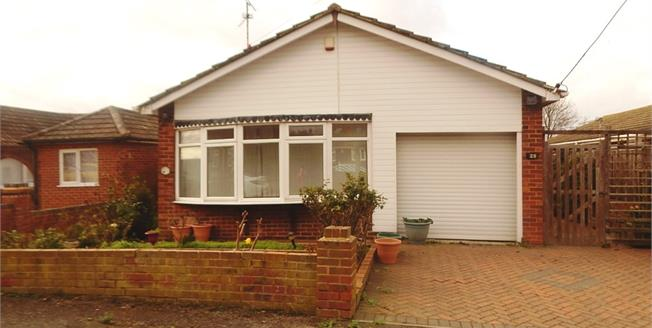 Asking Price £230,000, 3 Bedroom Detached Bungalow For Sale in Minster on Sea, ME12