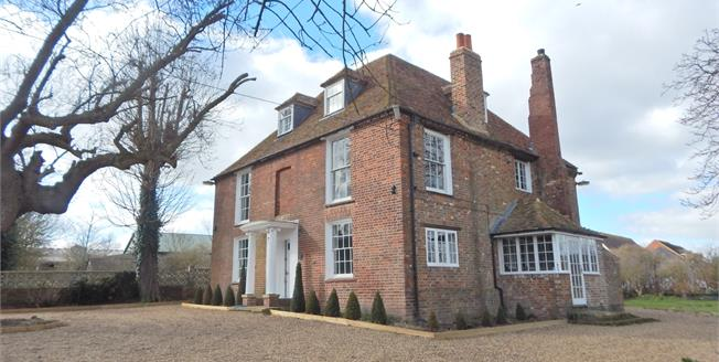 Guide Price £900,000, 5 Bedroom Detached House For Sale in Sheerness, ME12