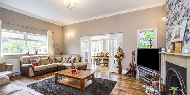 Guide Price £525,000, 6 Bedroom Detached Bungalow For Sale in Sheerness, ME12