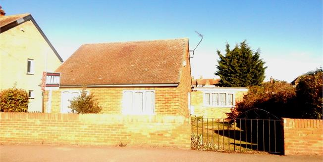 Asking Price £270,000, 3 Bedroom Detached Bungalow For Sale in Minster on Sea, ME12