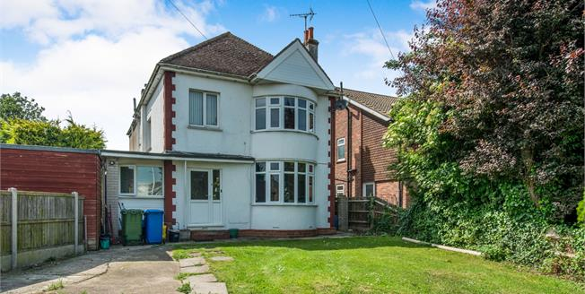 Offers in excess of £380,000, 4 Bedroom Detached House For Sale in Minster on Sea, ME12