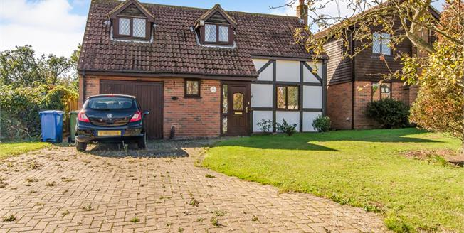 Asking Price £330,000, 3 Bedroom Detached House For Sale in Minster on Sea, ME12