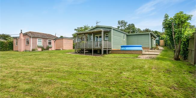 Guide Price £295,000, 7 Bedroom Detached Bungalow For Sale in Eastchurch, ME12