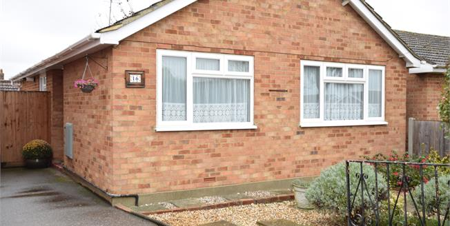 Asking Price £234,995, 2 Bedroom Detached Bungalow For Sale in Leysdown-on-Sea, ME12