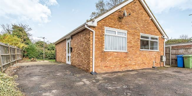 Offers in excess of £300,000, 2 Bedroom Detached Bungalow For Sale in Minster on Sea, ME12