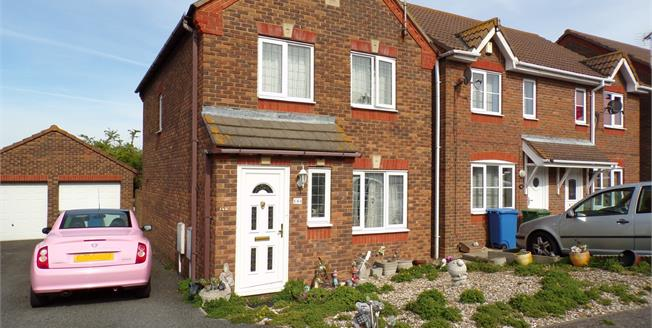 Asking Price £275,000, 3 Bedroom Detached House For Sale in Minster on Sea, ME12