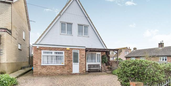 Offers in excess of £325,000, 3 Bedroom Detached House For Sale in Minster on Sea, ME12