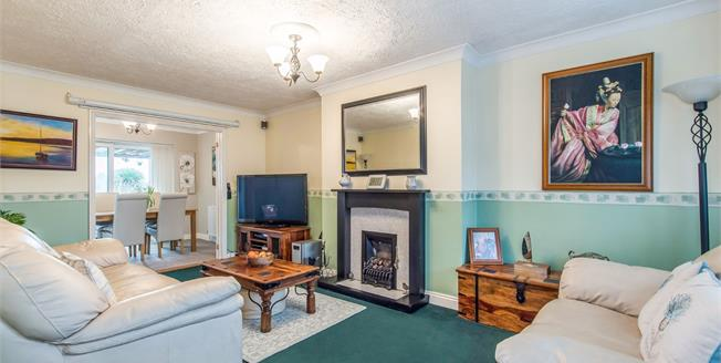 Offers in excess of £335,000, 3 Bedroom Detached House For Sale in Minster on Sea, ME12