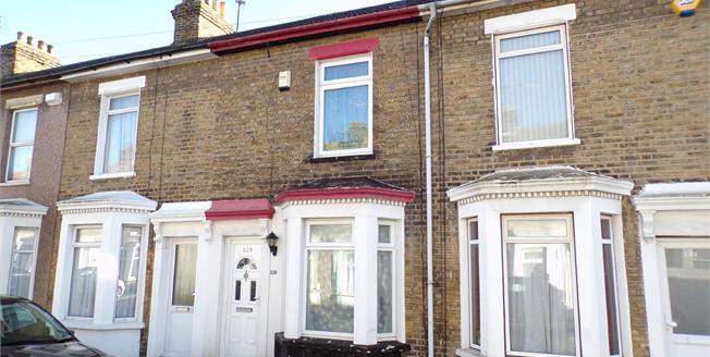Asking Price £160,000, 2 Bedroom Terraced House For Sale in Sheerness, ME12