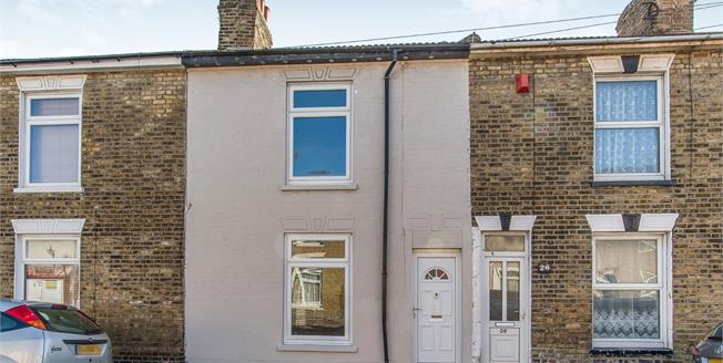 Asking Price £175,000, 3 Bedroom Terraced House For Sale in Sheerness, ME12