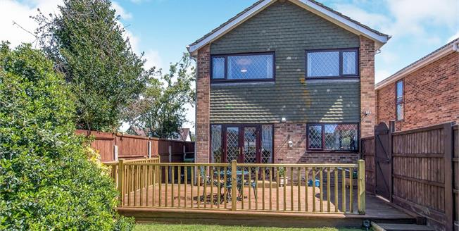 Offers in excess of £325,000, 4 Bedroom Detached House For Sale in Minster on Sea, ME12