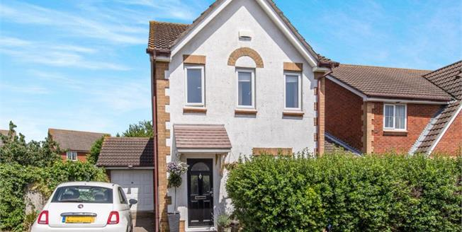 £280,000, 3 Bedroom Detached House For Sale in Minster on Sea, ME12