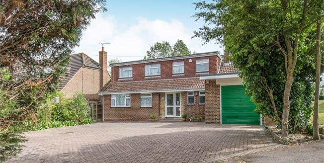 Asking Price £475,000, 5 Bedroom Detached Bungalow For Sale in Minster on Sea, ME12