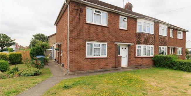 Asking Price £145,000, 2 Bedroom Ground Floor Flat For Sale in Sheerness, ME12