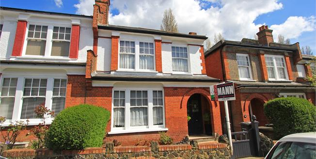 Guide Price £800,000, 4 Bedroom End of Terrace House For Sale in London, SE26
