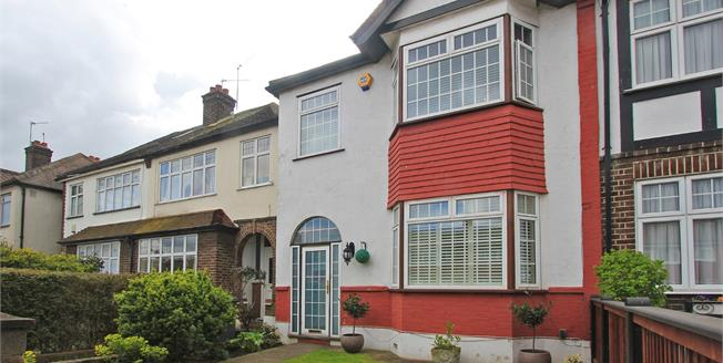 Guide Price £600,000, 3 Bedroom End of Terrace For Sale in London, SE23