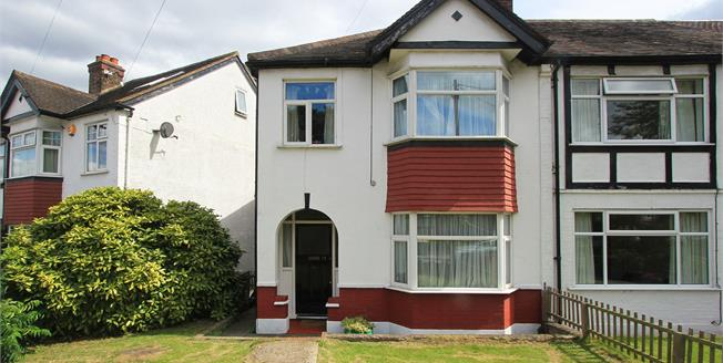 Guide Price £600,000, 3 Bedroom End of Terrace House For Sale in London, SE23