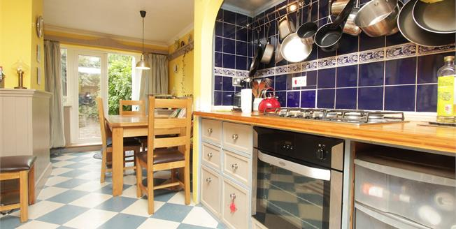 Offers Over £400,000, 3 Bedroom Terraced House For Sale in London, SE20