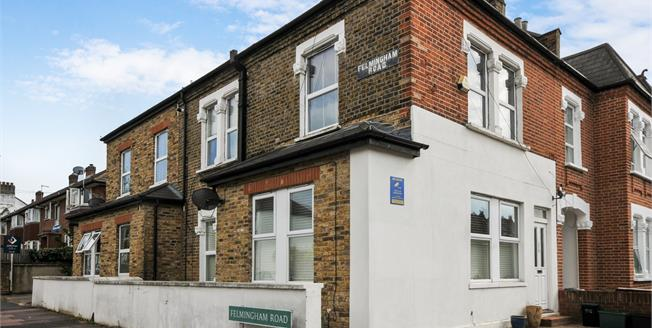 Guide Price £300,000, 2 Bedroom Flat For Sale in ., SE20
