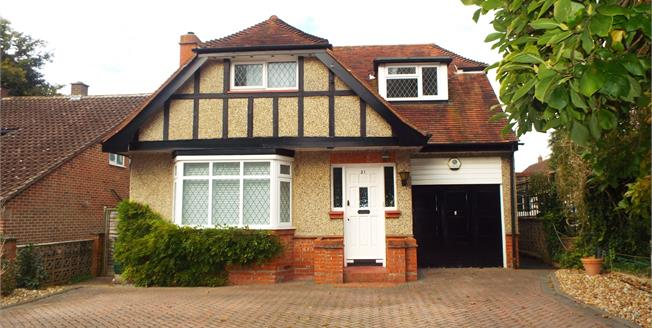 Offers in excess of £535,000, 4 Bedroom Detached House For Sale in Fareham, PO16