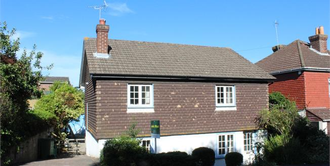 Guide Price £345,000, 3 Bedroom Detached House For Sale in Fareham, PO16