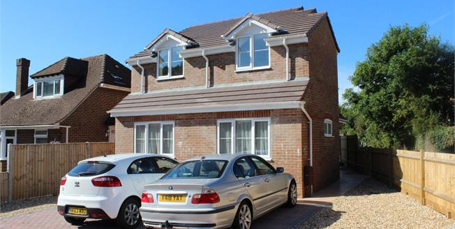 Asking Price £344,000, 4 Bedroom Detached House For Sale in Fareham, PO14