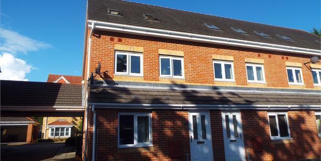Guide Price £184,995, 2 Bedroom Flat For Sale in Fareham, PO16