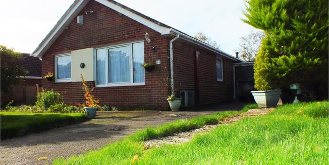 Offers Over £300,000, 3 Bedroom Detached Bungalow For Sale in Fareham, PO15