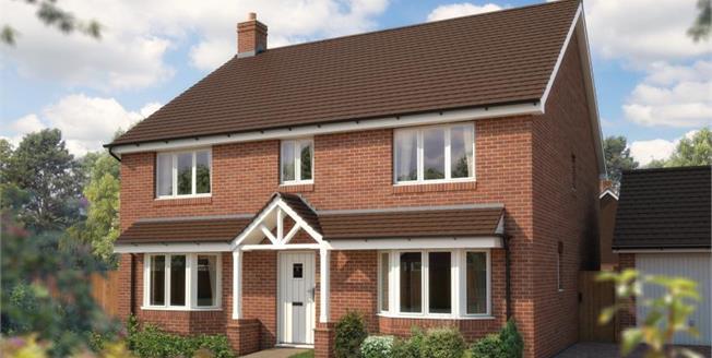 £711,950, 5 Bedroom Detached House For Sale in Bursledon, SO31