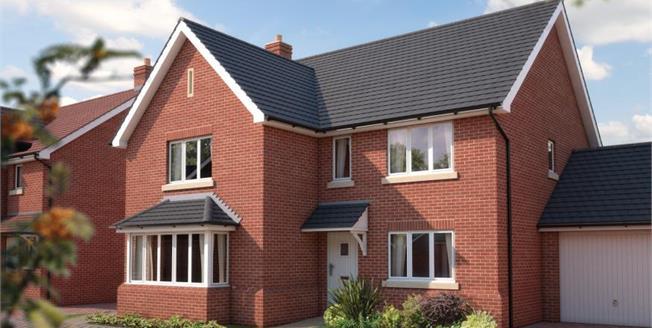 £624,950, 5 Bedroom Detached House For Sale in Bursledon, SO31