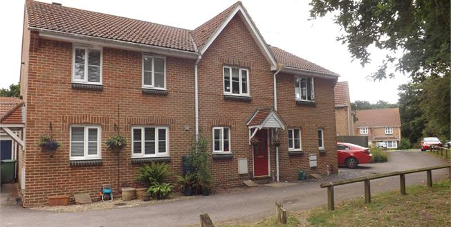 Offers Over £230,000, 2 Bedroom Terraced House For Sale in Whiteley, PO15